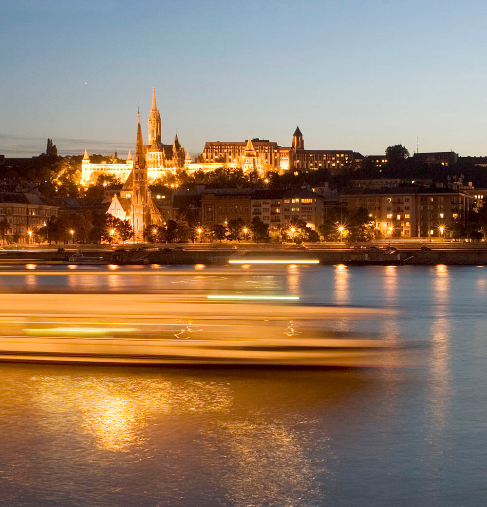 Budapest Facts, The Banks of the Danube
