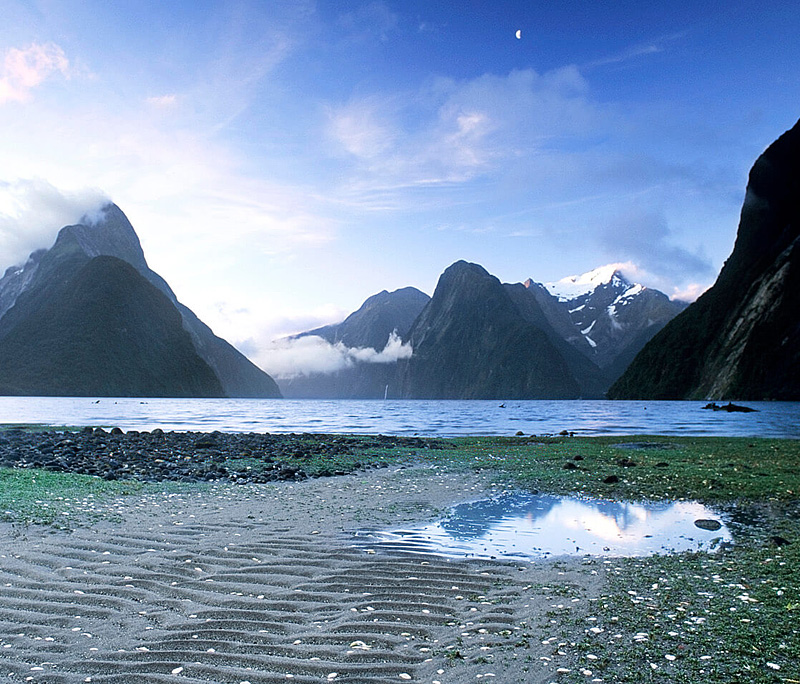 Milford Sound Eighth Wonder Of The World