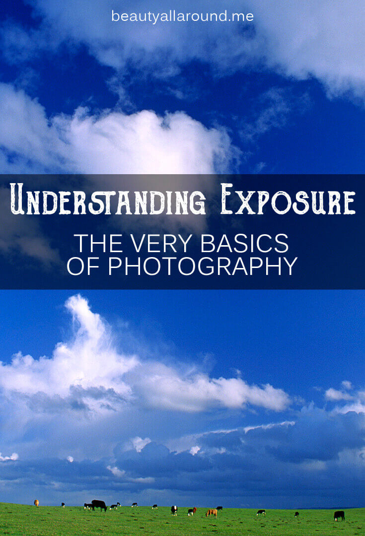 The Very Basics Of Photography: Understanding Exposure #photography #exposure #photo tips