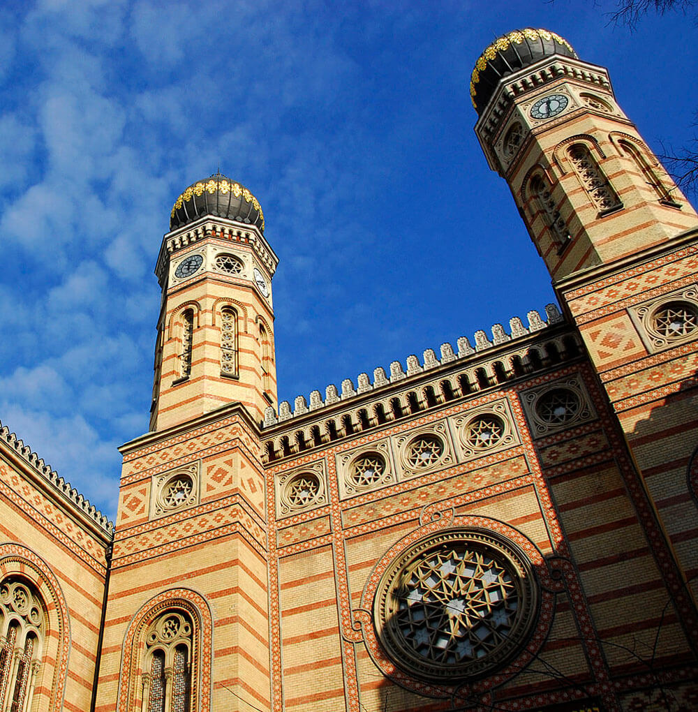 Budapest Facts, Great Synagogue, Budapest