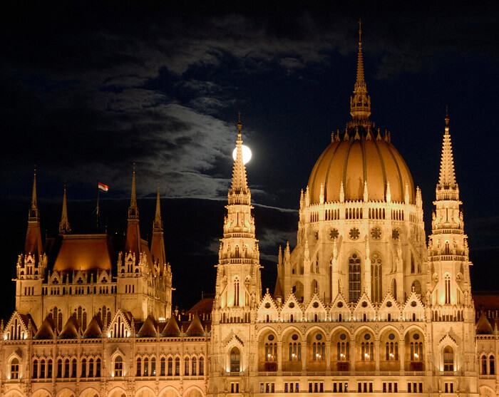 Budapest Facts, Parliament Building