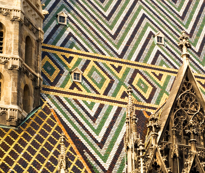 One day in Vienna, St. Stephen's Cathedral