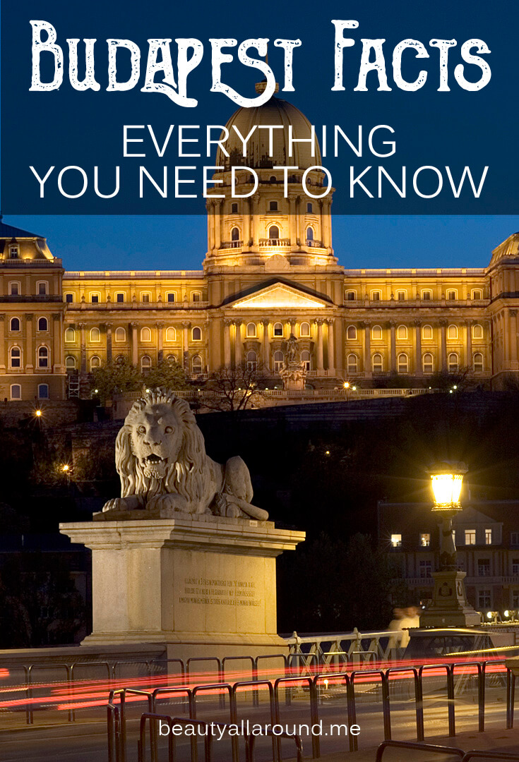 Check out a long list of Budapest Facts right now! #budapest #budapestfacts #budapesthungary